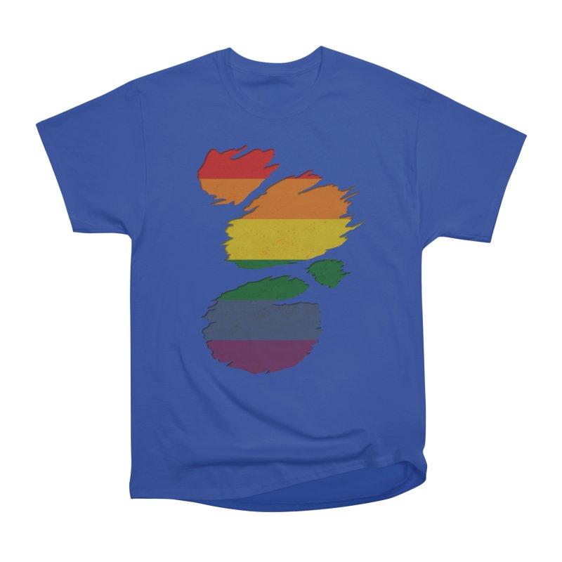 LGBT Inside Women's Classic Unisex T-Shirt by Fathi