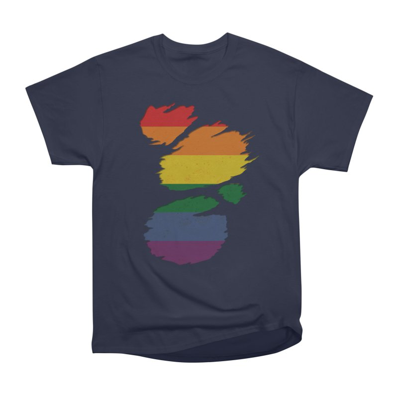LGBT Inside Men's Classic T-Shirt by Fathi