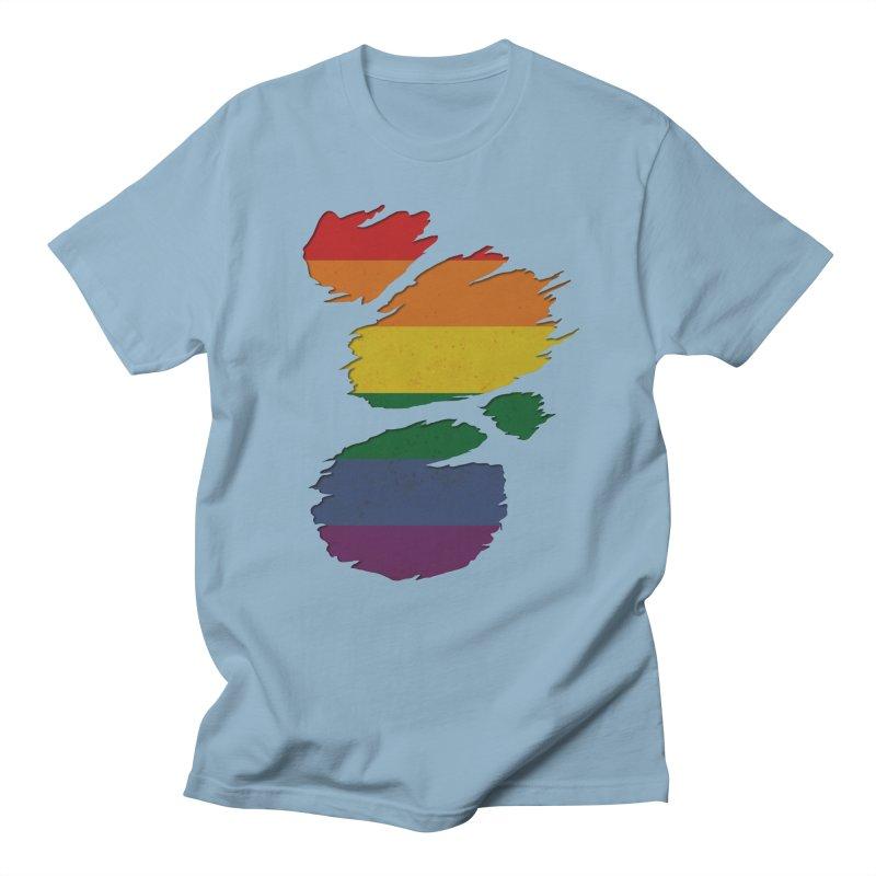 LGBT Inside Men's T-Shirt by Fathi