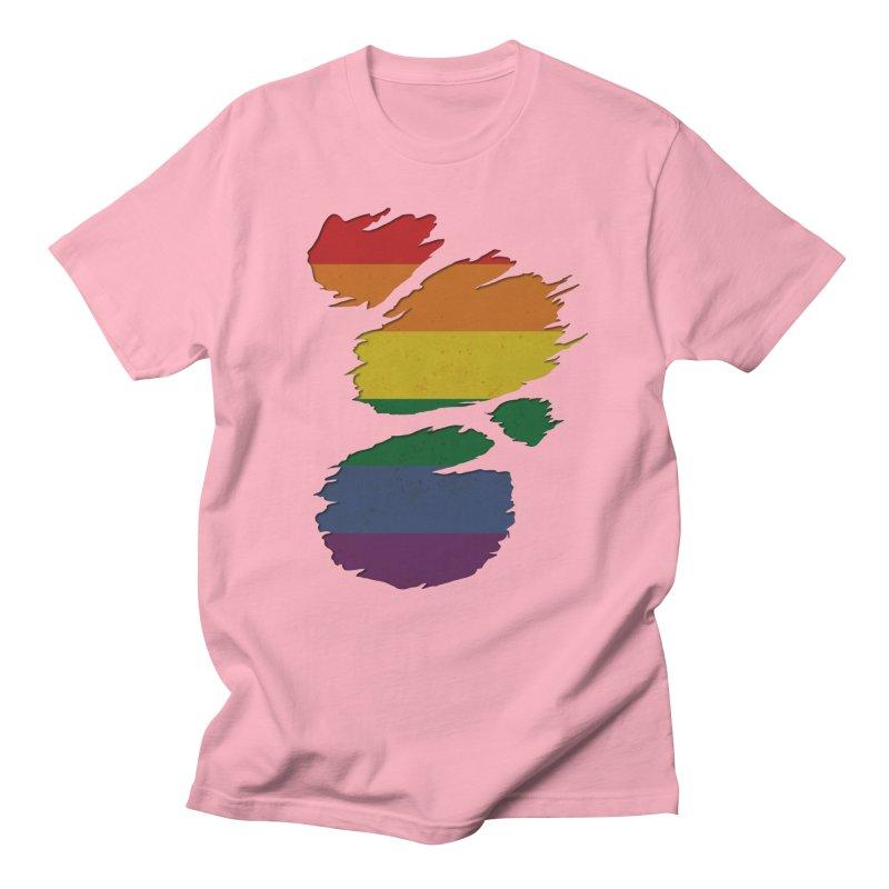 LGBT Inside Women's Unisex T-Shirt by Fathi