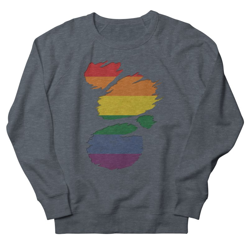 LGBT Inside Men's Sweatshirt by Fathi