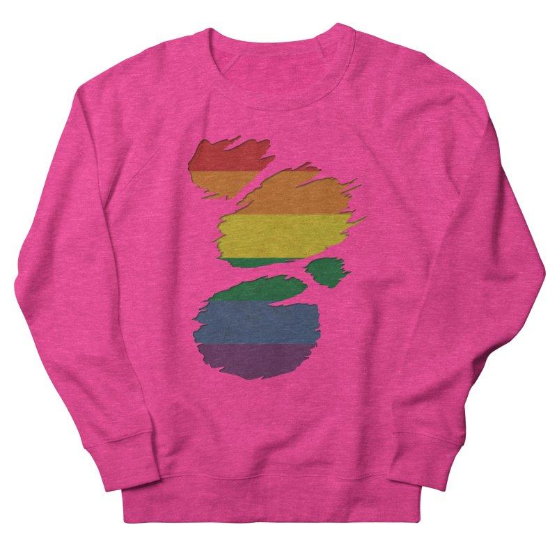 LGBT Inside Men's French Terry Sweatshirt by Fathi