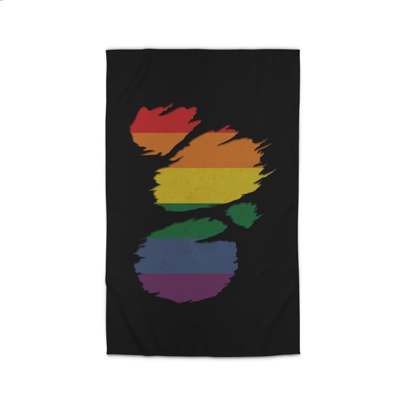 LGBT Inside Home Rug by Fathi