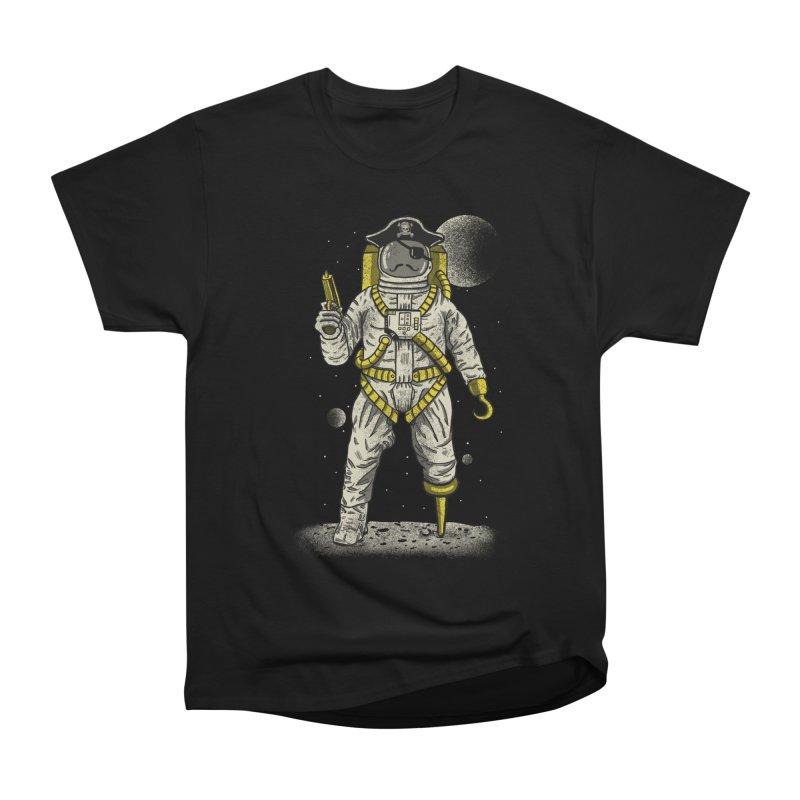 Astronaut Pirate Women's T-Shirt by Fathi