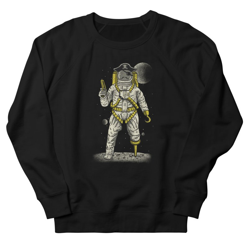 Astronaut Pirate Women's Sweatshirt by Fathi