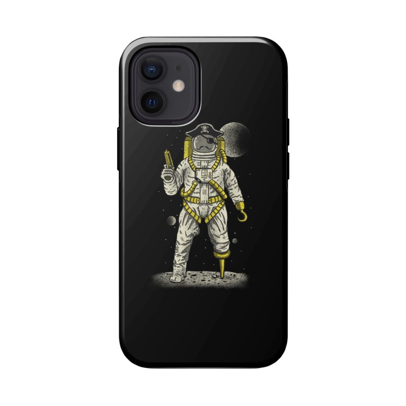 Astronaut Pirate Accessories Phone Case by Fathi