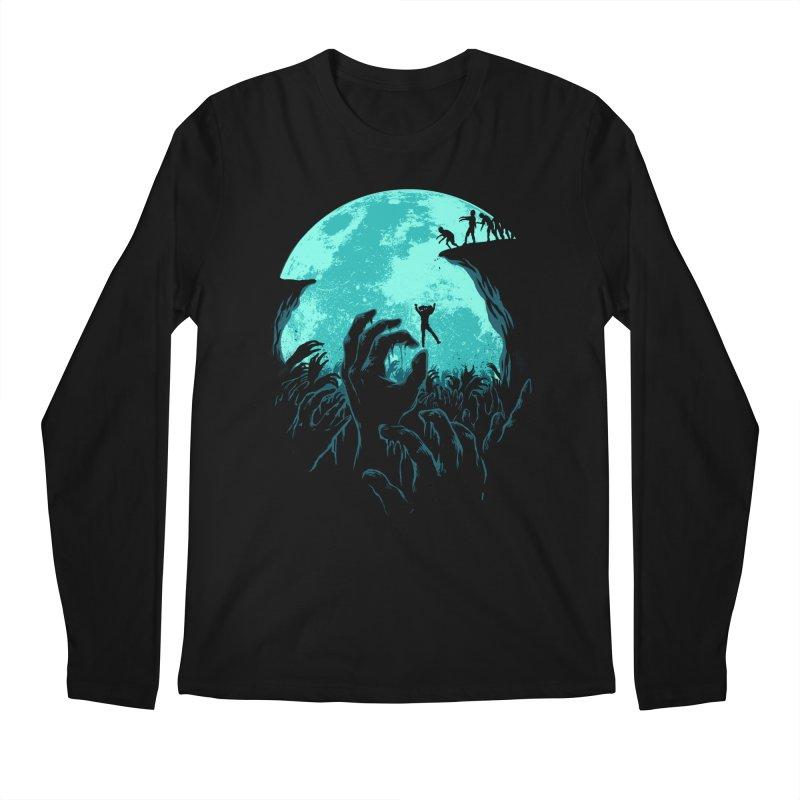 Sky Fall Men's Longsleeve T-Shirt by Fathi