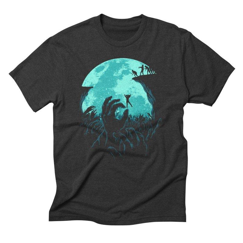 Sky Fall Men's T-Shirt by Fathi
