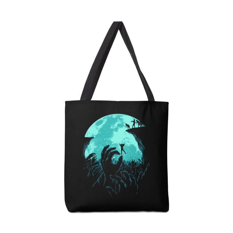 Sky Fall Accessories Tote Bag Bag by Fathi