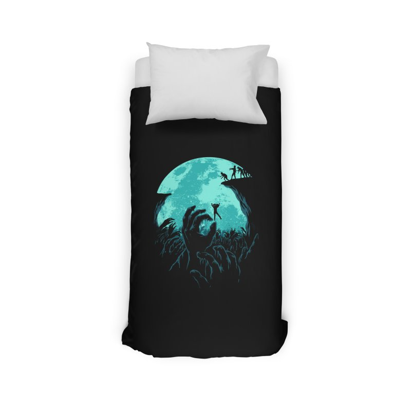 Sky Fall Home Duvet by Fathi