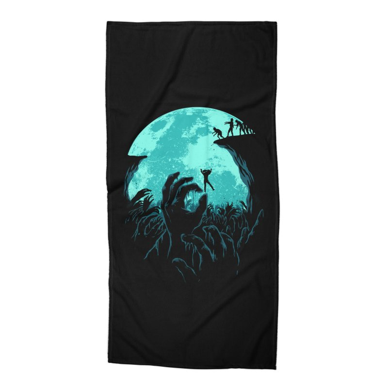 Sky Fall Accessories Beach Towel by Fathi