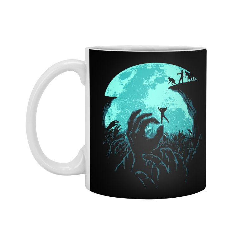 Sky Fall Accessories Standard Mug by Fathi