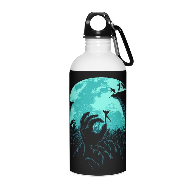 Sky Fall Accessories Water Bottle by Fathi