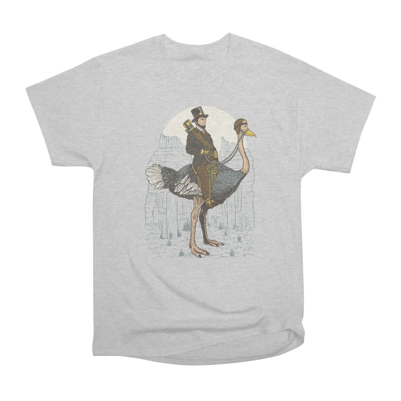 The Lone Ranger Men's T-Shirt by Fathi