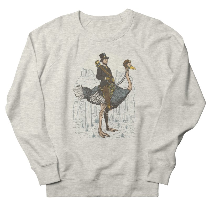 The Lone Ranger Women's Sweatshirt by Fathi