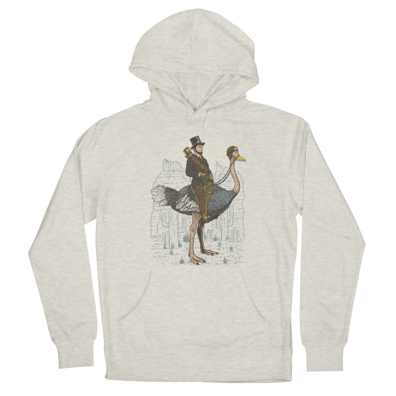 The Lone Ranger Men's Pullover Hoody by Fathi