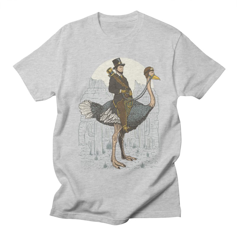 The Lone Ranger Women's Regular Unisex T-Shirt by Fathi