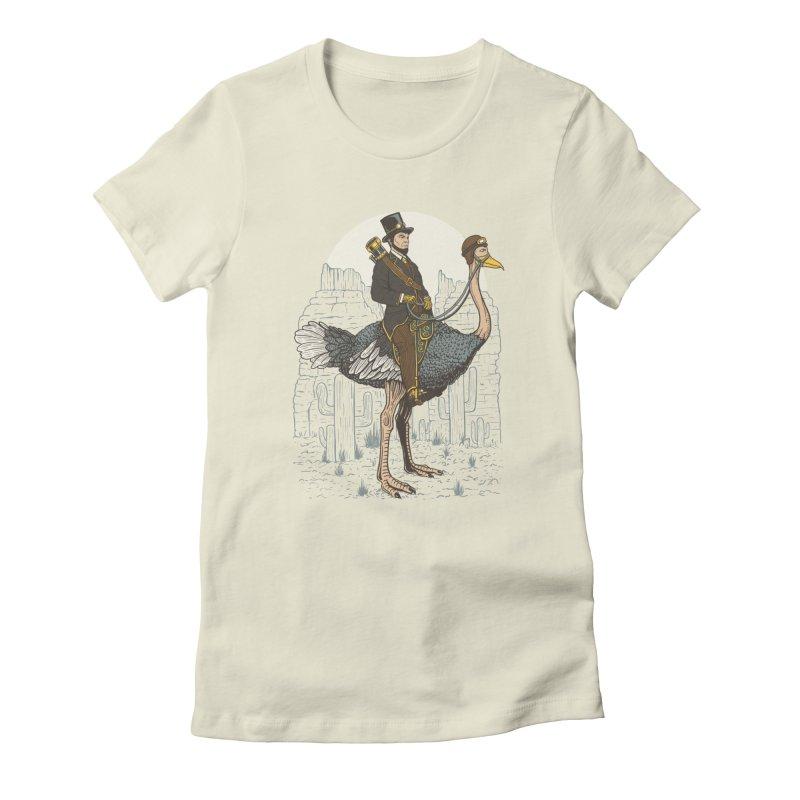 The Lone Ranger Women's T-Shirt by Fathi