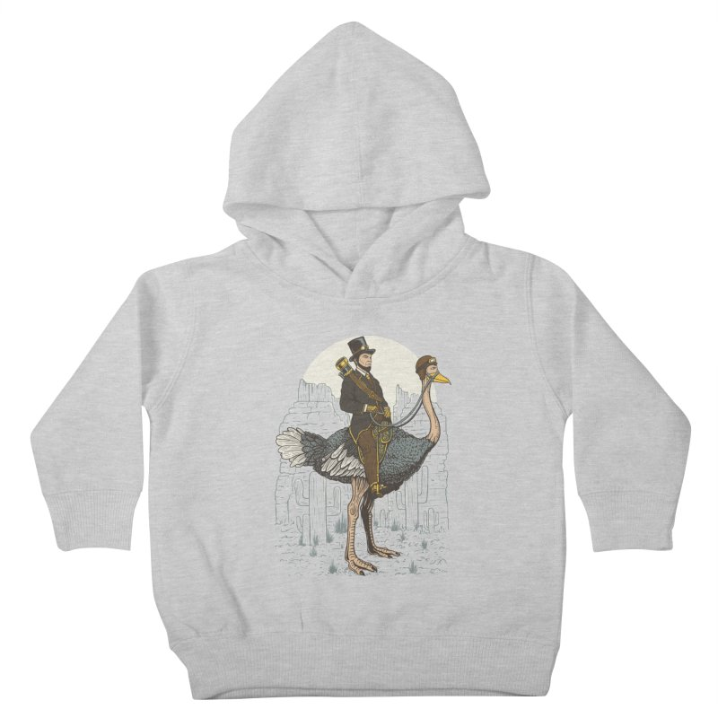 The Lone Ranger Kids Toddler Pullover Hoody by Fathi