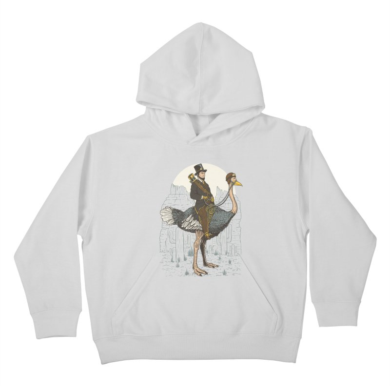The Lone Ranger Kids Pullover Hoody by Fathi