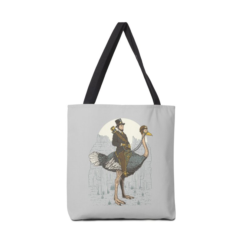 The Lone Ranger Accessories Tote Bag Bag by Fathi