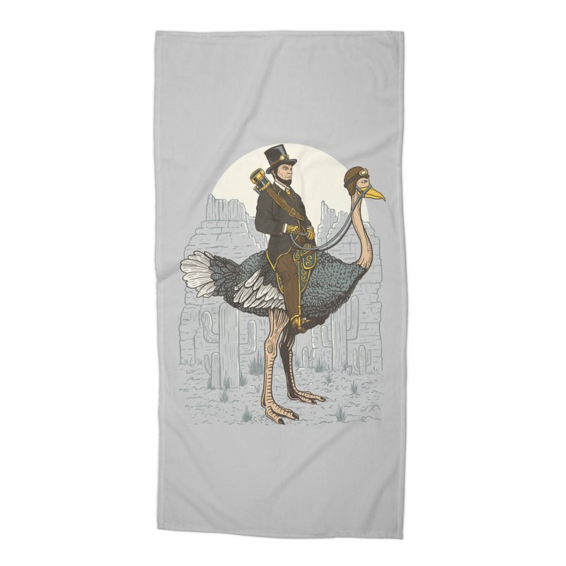 The Lone Ranger Accessories Beach Towel by Fathi