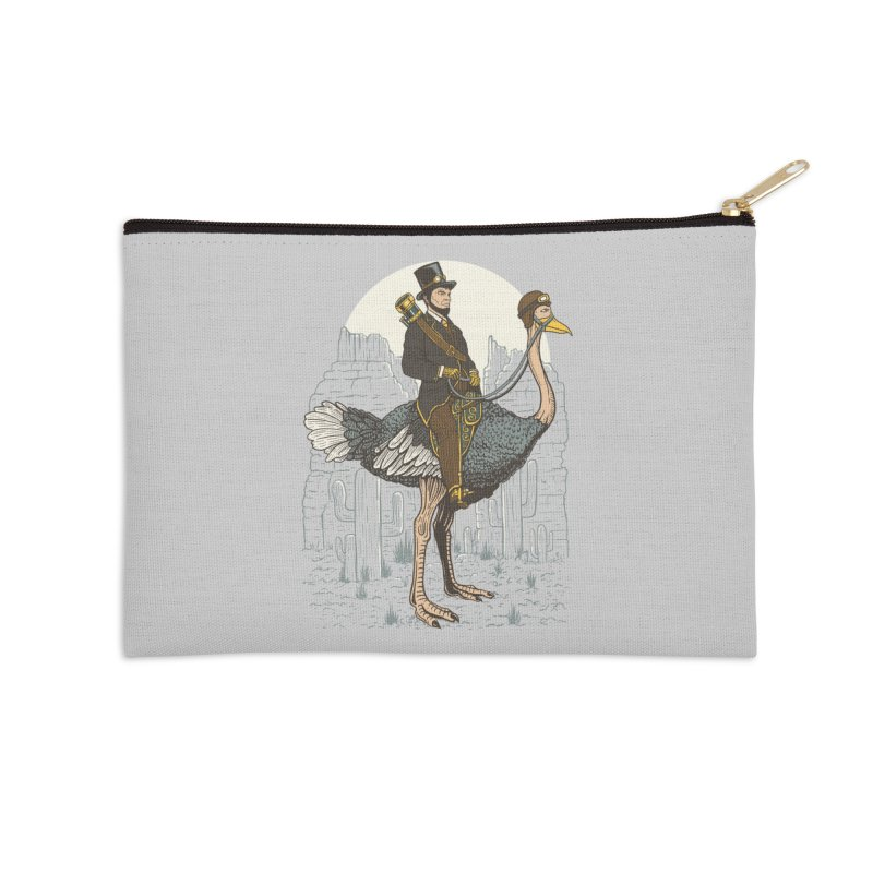 The Lone Ranger Accessories Zip Pouch by Fathi