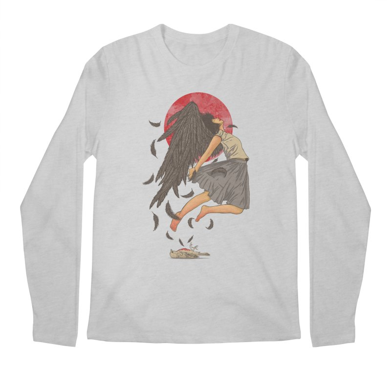 Rebirth Men's Regular Longsleeve T-Shirt by Fathi