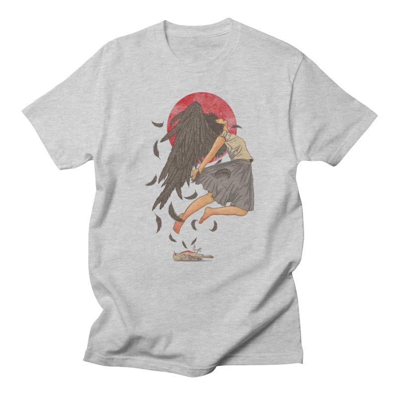 Rebirth Women's Regular Unisex T-Shirt by Fathi