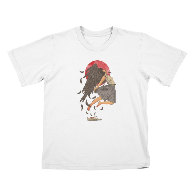 Rebirth Kids T-Shirt by Fathi