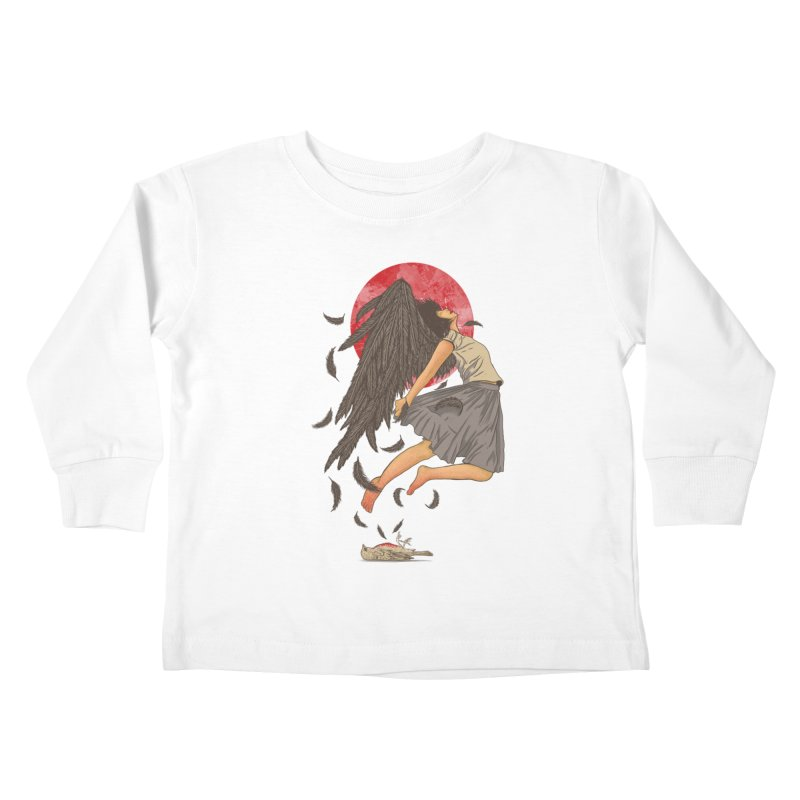 Rebirth Kids Toddler Longsleeve T-Shirt by Fathi