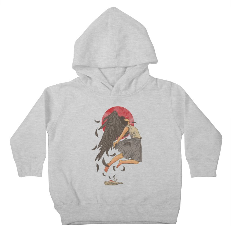 Rebirth Kids Toddler Pullover Hoody by Fathi
