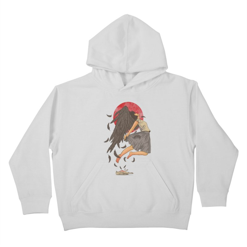 Rebirth Kids Pullover Hoody by Fathi