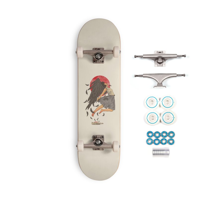 Rebirth Accessories Skateboard by Fathi