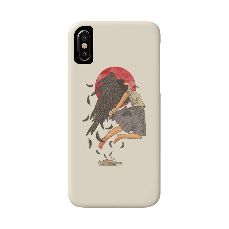 Rebirth Accessories Phone Case by Fathi