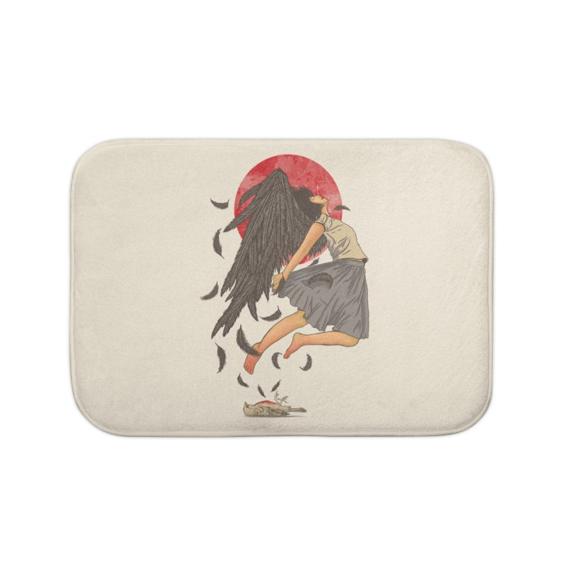 Rebirth Home Bath Mat by Fathi