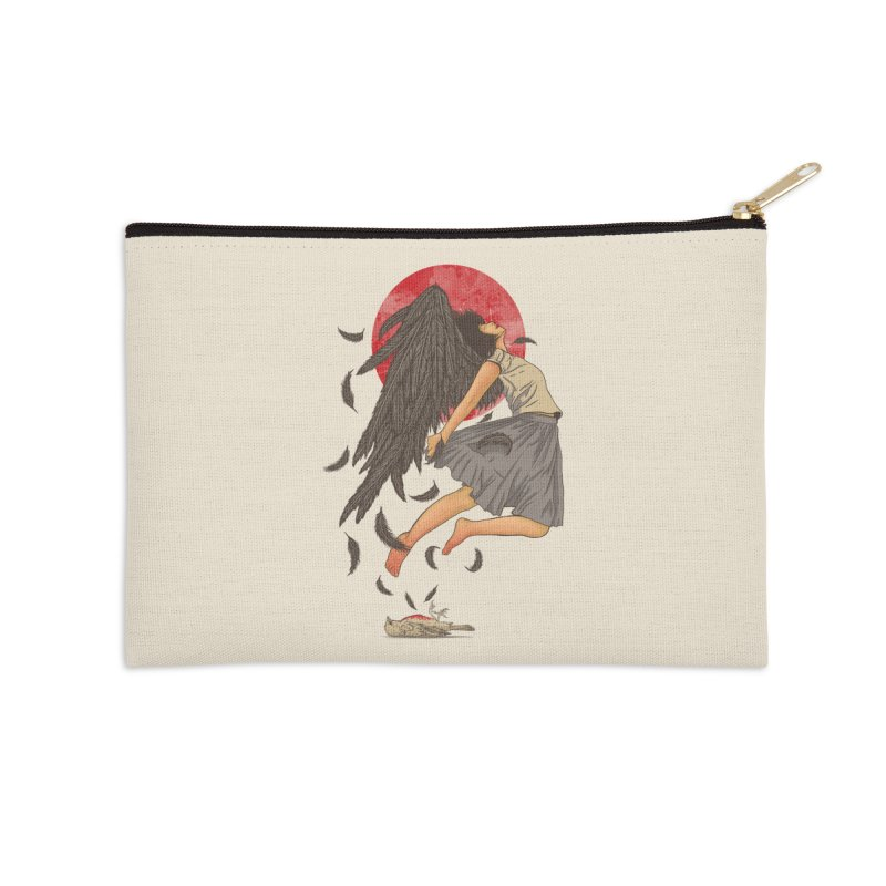 Rebirth Accessories Zip Pouch by Fathi