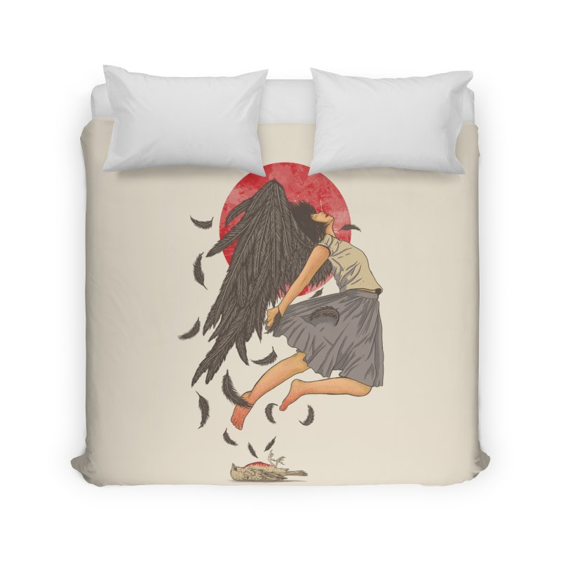 Rebirth Home Duvet by Fathi