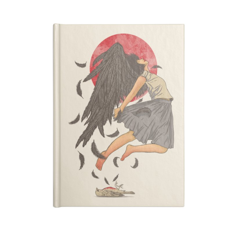 Rebirth Accessories Notebook by Fathi