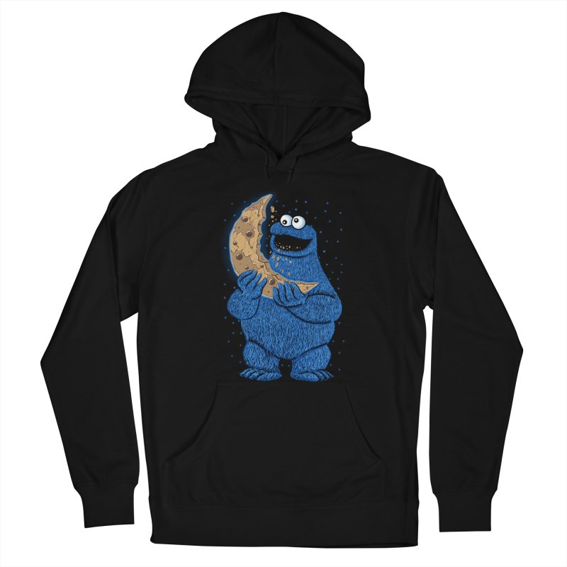 Cookie Moon Women's Pullover Hoody by Fathi