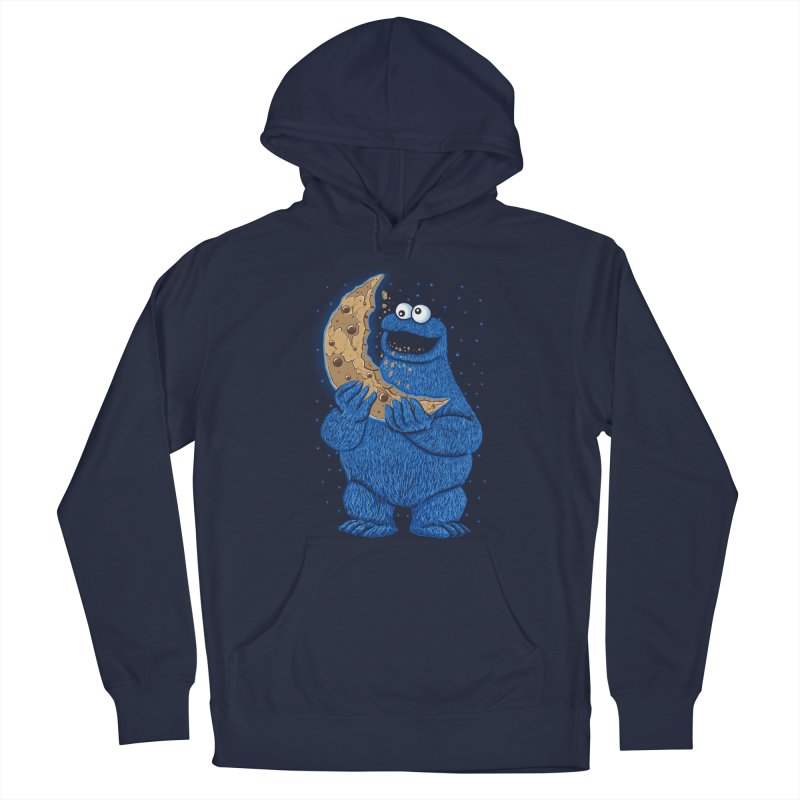 Cookie Moon Men's Pullover Hoody by Fathi