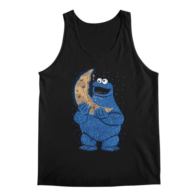 Cookie Moon Men's Regular Tank by Fathi