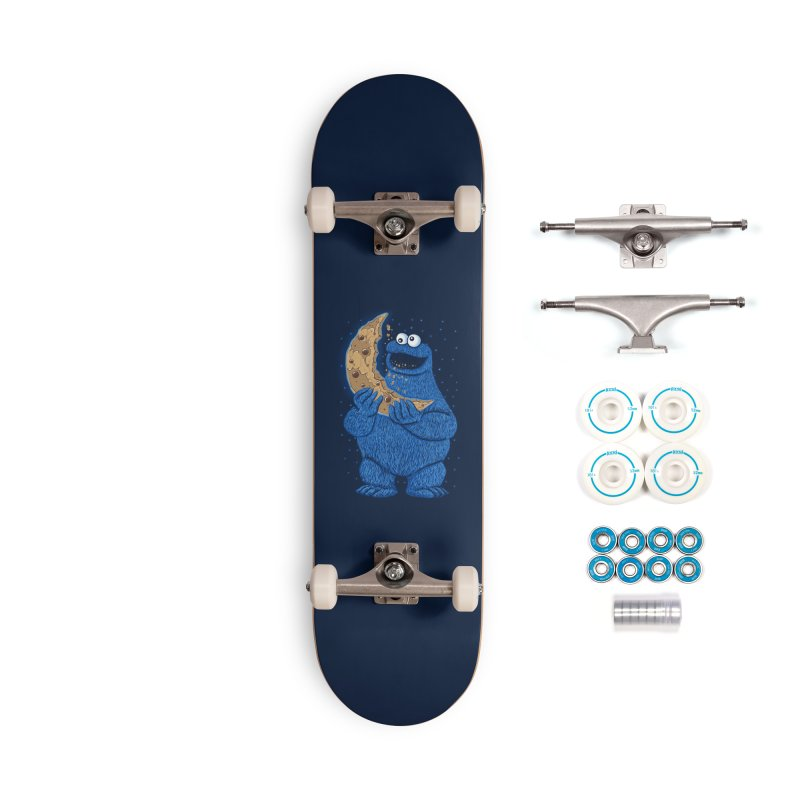 Cookie Moon Accessories Skateboard by Fathi