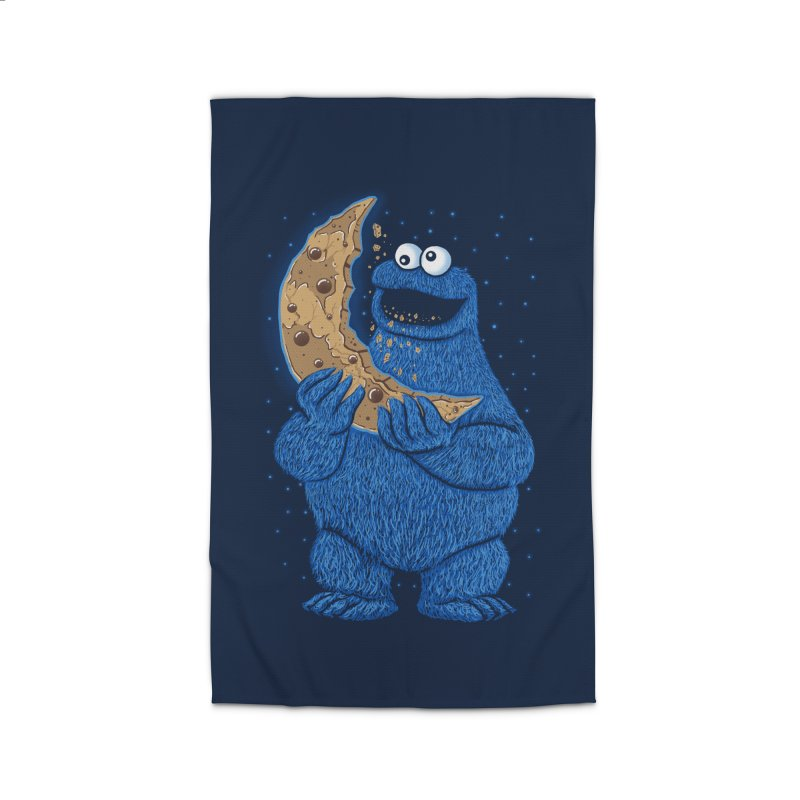 Cookie Moon Home Rug by Fathi