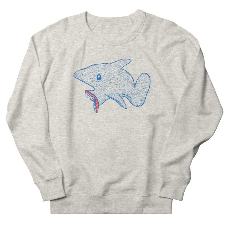Shaaaark Women's Sweatshirt by Fathi