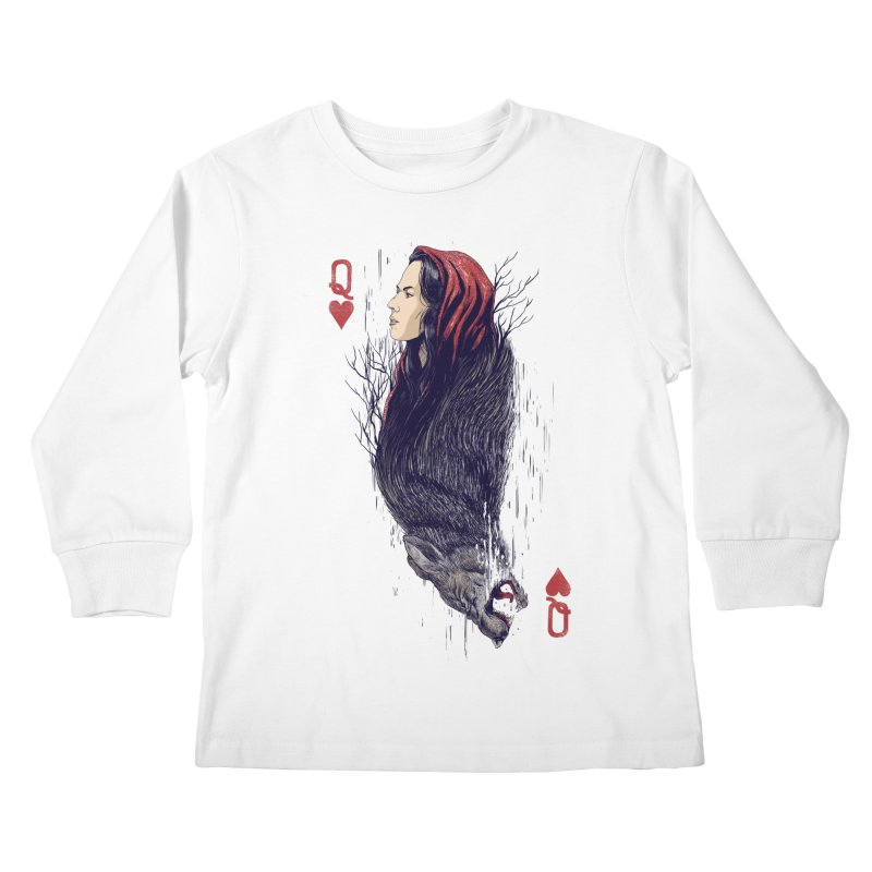 Dualism Kids Longsleeve T-Shirt by Fathi
