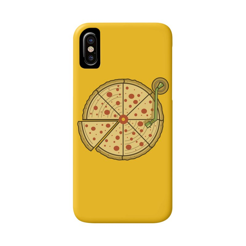 Pizza Vinyl Accessories Beach Towel by Fathi