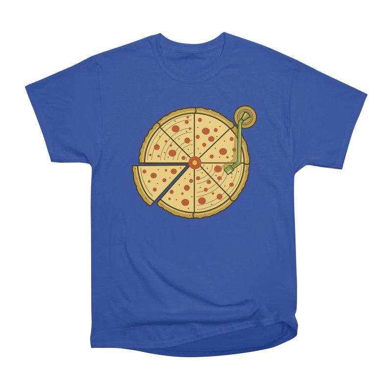 Piza Vinyl Men's Classic T-Shirt by Fathi