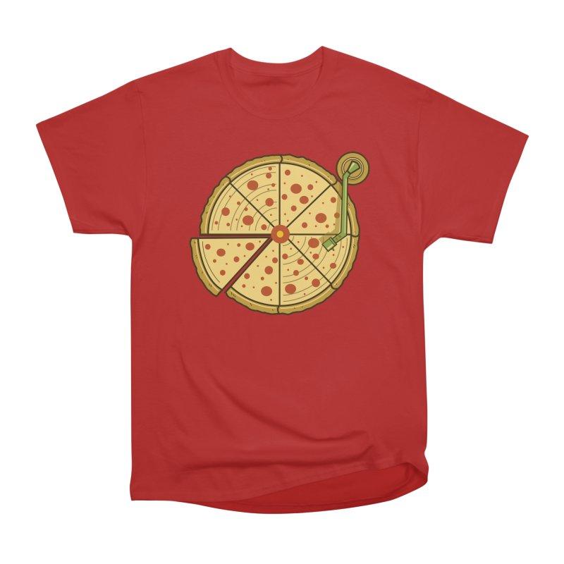 Piza Vinyl Women's Classic Unisex T-Shirt by Fathi