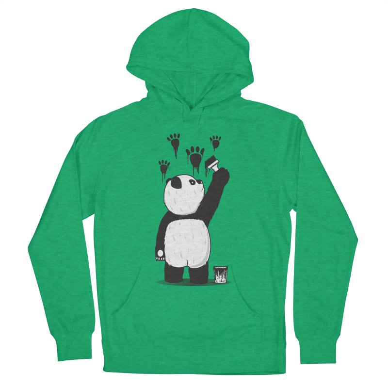 Pandalism Women's Pullover Hoody by Fathi